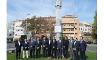 Nueva Plaza del Eixo Atlántico en Matosinhos