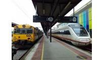 Mejoras en la línea férrea Vigo-Porto