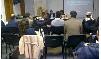 Educación y Cultura del Eixo Atlántico se reunió en el Centro Cultural Lustres Rivas de Riveira