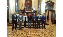 O Eixo Atlántico celebra a súa comisión executiva na Coruña