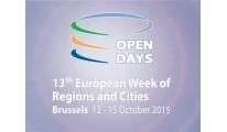 El Eixo Atlántico participará en los Open Days 2015