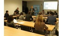 Eixo Atlántico y la UE organizaron seminario para periodistas en la TVG