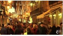A Coruña felicita la Navidad con una postal audiovisual