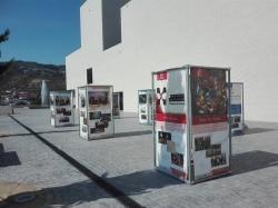 Peso da Régua acoge la exposición conmemorativa de los 25 años del Eixo Atlántico