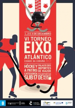 VI Torneo Eixo Atlántico de hóckey a patíns