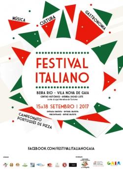 Festival italiano em Vila Nova de Gaia