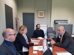 El Eixo Atlántico presenta a la CE la primera Agenda Urbana Transfronteriza de Europa