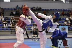 Resultados y fotos del I Torneo Eixo Atlântico de Taekwondo