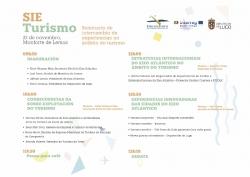 Ponencias presentadas en el Seminario de Turismo