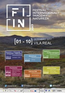Festival Internacional de Imagen de Natureza, en Vila Real